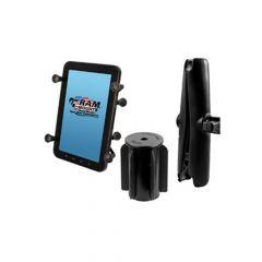RAM X-Grip Mini Tablet Holder w/Cup Holder Mount