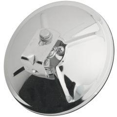 """6"""" Stainless Steel Convex Mirror Center Mount"""