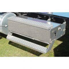 "International 9900I 48"" Battery Tool Box Cover"