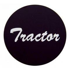 Aluminum Tractor Air Valve Knob Sticker