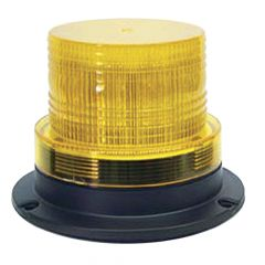 Amber Mini Warning Light, Screw Mounted