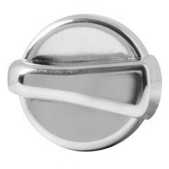 Peterbilt 1996-2004 Chrome AC/Heater Knob