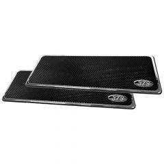 Peterbilt Chrome Aluminum Step Plates