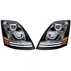 LED Projector Headlights for Volvo VNL