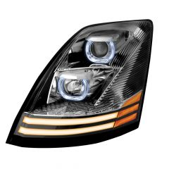 Projector Headlights for Volvo VNL
