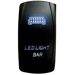 LED Light Bar LED Rocker Switch