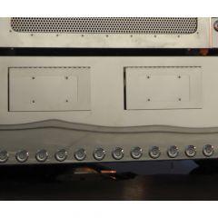 Peterbilt 388 389 Stainless Steel Two-Plate Hanger