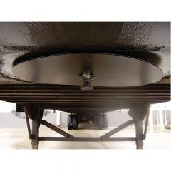Ringless Fifth Wheel Lube Plate