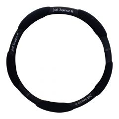 Just Squeeze It Comfort Touch Steering Wheel Cover