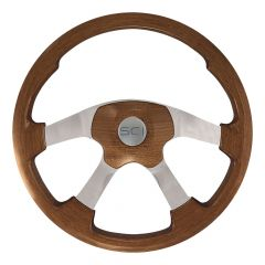 Light Mahogany Wildwood Steering Wheel 18""