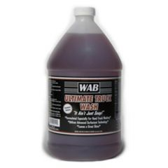 WAB Ultimate Truck Wash 1 Gal.