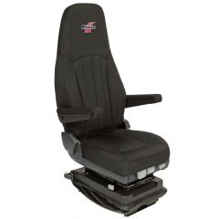 Long Haul Premium Cloth Truck Seat
