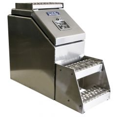 "18"" Big Mouth Aluminum Step Tool Box"