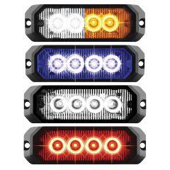 """4"""" High Power LED Rectangular Strobe Light"""