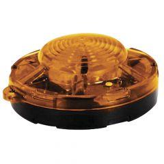 3.5-Inch 1 LED Round Battery Powered Emergency Light