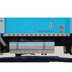 "Kenworth 86"" Sleeper Panels with Challenger LEDs"