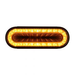 6-Inch 24 LED Oval Mirage Light