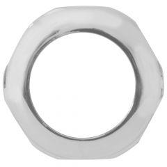 Peterbilt 359/370/389 Chrome Key Switch Face Nut