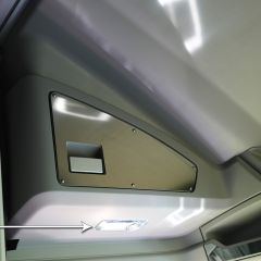Kenworth T680 T880 Cab Map Light Trims