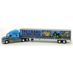 2017 Walcott Truckers Jamboree Die Cast Truck