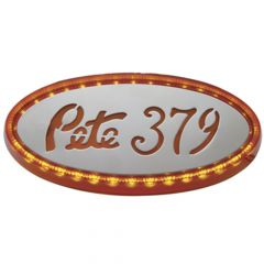 Peterbilt Emblem LED Light