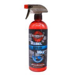 Renegade Rebel Spray Wax 24 oz.