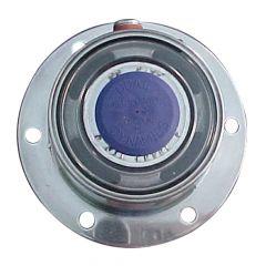 Dual Guard Aluminum Oil Cap Cover