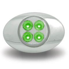 GEN2 Amber/Green Dual Marker 4 Diodes LED