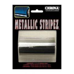 "3"" x 5' Metallic Stripez Tape"