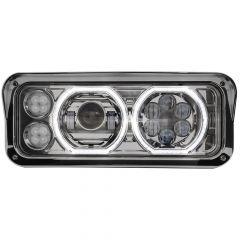 Universal LED Projector Headlight P/S