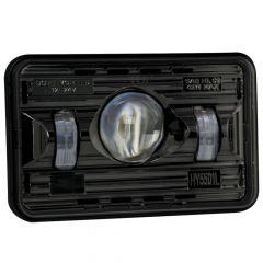 "6"" x 4"" Raven High Beam LED Projector Headlight"