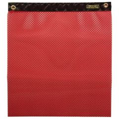 """Heavy Duty Mesh Flag with Grommets 18"""" x 18"""""""