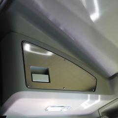 Kenworth T680 T880 Cab Storage Door Covers