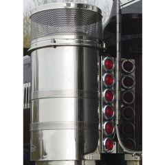 "PB Multi-Fit 15"" Rear Air Cleaner Light Bars"