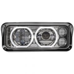 Universal LED Projector Headlights