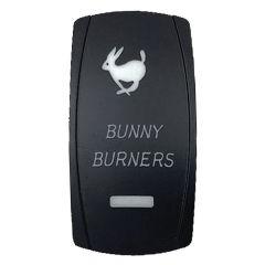 Bunny Burner LED Rocker Switch