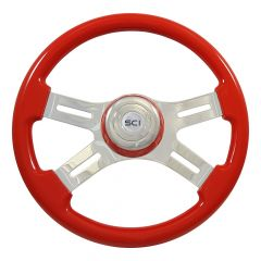 "16"" Color Steering Wheel"
