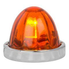 Watermelon Glass Cab Light Lens 1 Wire