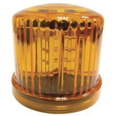 """4-1/2"""" Amber LED Beacon Warning Light Magnet Mount"""
