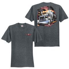 Diesel Life Turn & Burn T-Shirt