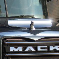 Aeroshield Bullet Hood Shield for Mack