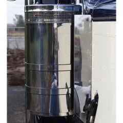 "Peterbilt 15"" Multi-Fit Front Air Cleaner Bars"