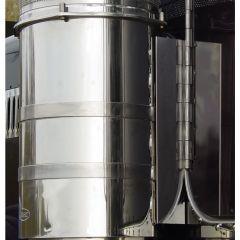 "Peterbilt 15"" Multi-Fit Rear Air Cleaner Bars"