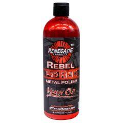 Rebel Pro Red Metal Polish