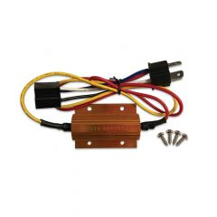 H4 Anti-Flicker Harness for LED Headlights