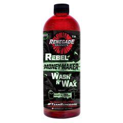 Renegade Rebel Money Maker Wash N' Wax Soap 24 oz.