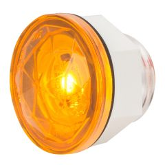 "1"" 1 LED Diamond Lens Dual Function Light"