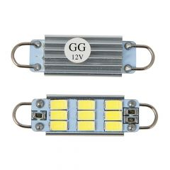 561 9 LED Dome Light Bulb