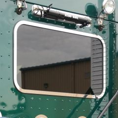 Kenworth T680 T880 Rear Sleeper Window Trim