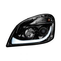 Freightliner Cascadia Blackout LED Headlights